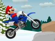 Mario Winter Trail