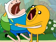 Play Adventure Time Jungle