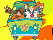 Scooby-doo: The Mystery Machine Ride 2