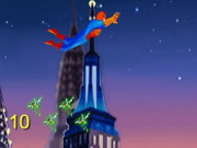 Spider Man Save Angry Birds