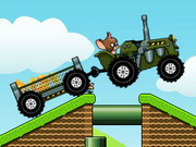 Tom And Jerry Tractor
