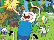 Adventure Time Conquer The World