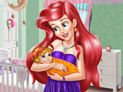 Ariel Baby Room Decoration
