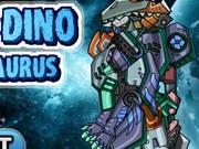 Assembel Dino Robot