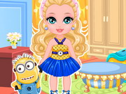 Baby Barbie Minion Craze