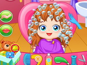 Baby Girl Hairdresser