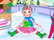 Baby Juliet Winter Sports