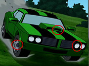 Ben 10 Car Differences