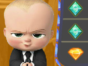 Boss Baby Jewel Match