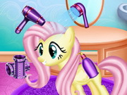Cute Pony Hair Salon