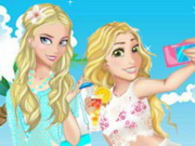 Disney Princess Beach Fashion 2