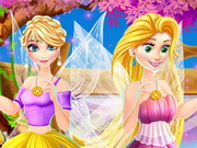 Disney Princesses Fairy Mall