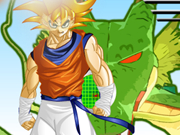 Dragon Ball Z Dress Up game