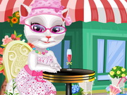 Dress Up Talking Angela