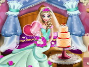 Elsa Wedding Honey Room