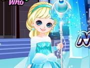 Play Elsas New Staff
