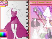 Fashion Studio Prom Dress Design Game 2 Play Online