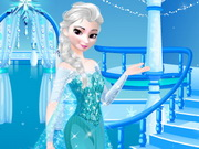 Frozen Party Dress Design
