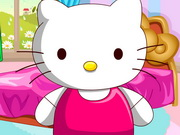 Hello Kitty Raining Day