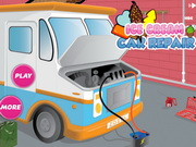 Ice cream car repair