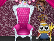 King Minion Royal Room