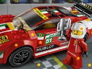 Lego Car Hidden Stars