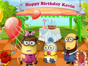 Minion Family Birtday Party