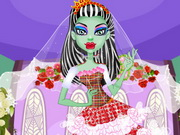Monster High Frankie Stein Bride
