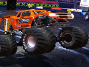 Monster Truck Hidden Numbers