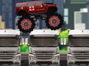 Monster Truck Intervention Squad