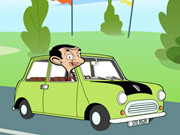 Mr. Bean Hidden Car Keys