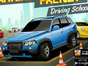 Parking Frenzy: Driving School