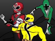 Power Rangers Hostage Rescuse