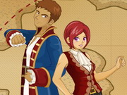 Jack And Jennifer: Pirate Partners
