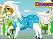 Peaches Pony Dressup