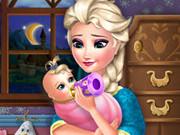 Elsa Frozen Baby Feedi...